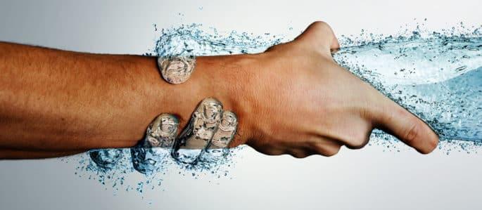 Efectele deshidratarii la copii si la varstnici